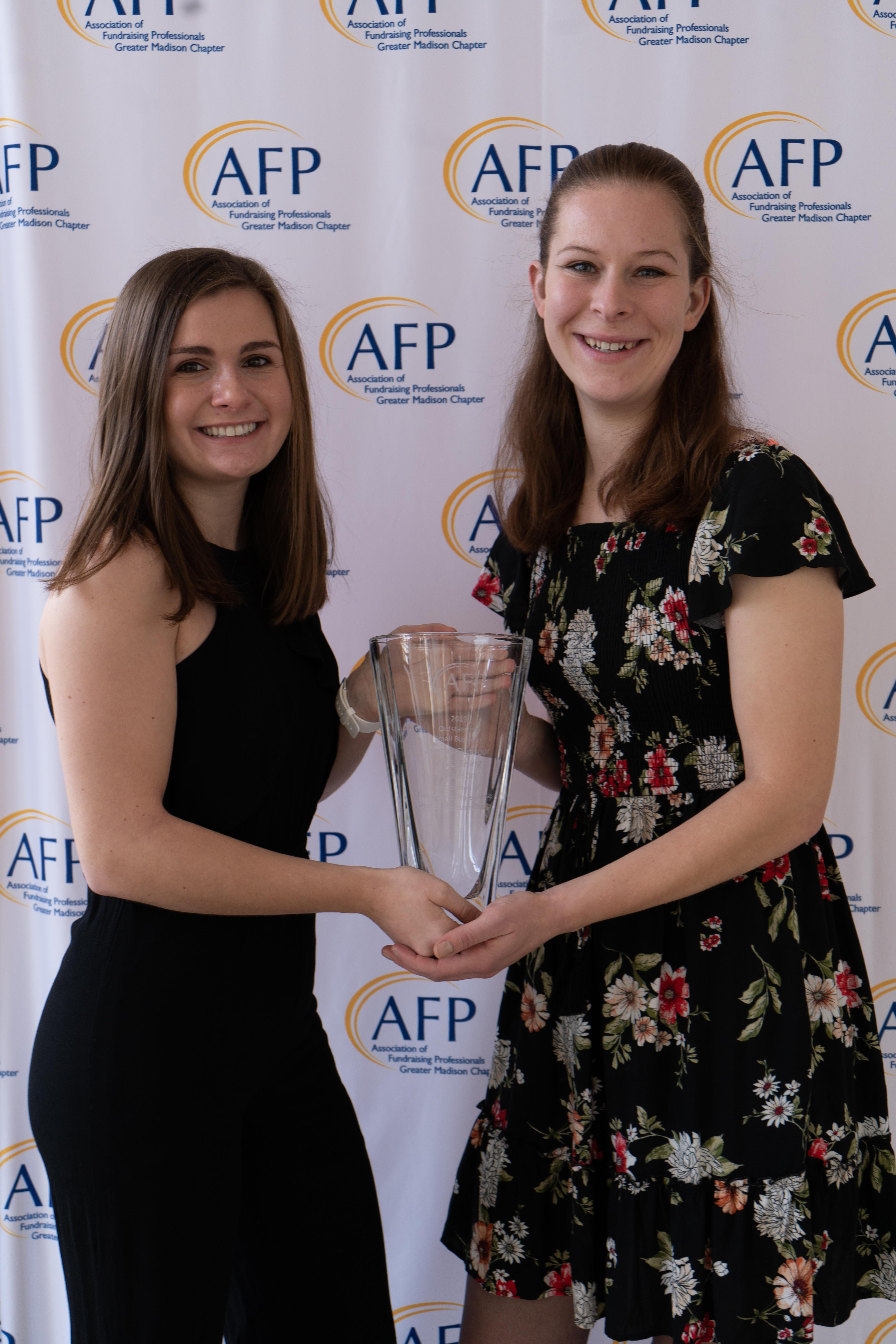 Outstanding Youth in Philanthropy – UW Pre-Veterinary Association