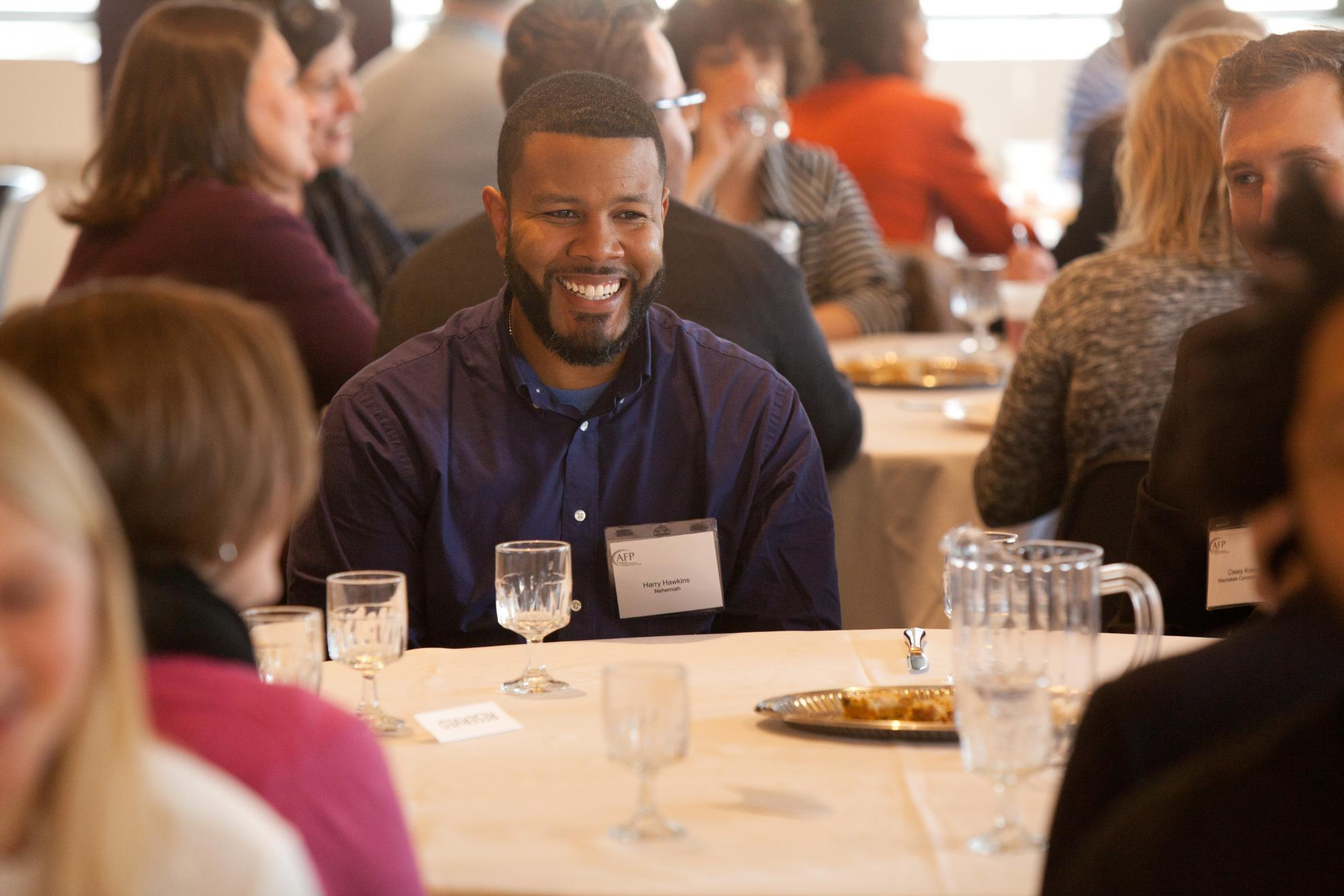 Meet the Funders Educational Series Program