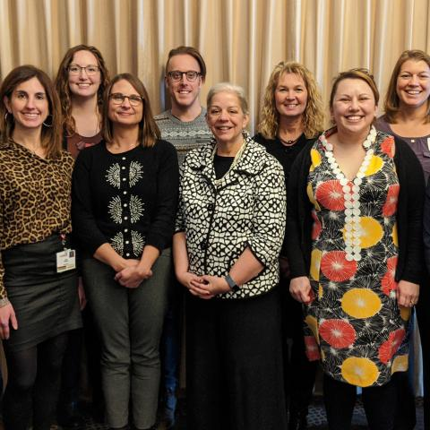 2020 AFP Greater Madison Board of Directors