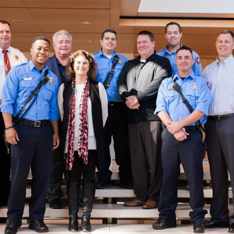 National Philanthropy Day 2016 Philanthropic Organization Honorees - Firefighters Local 311