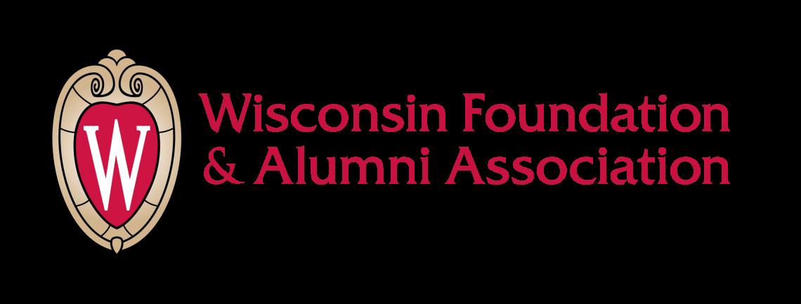 Wisconsin Foundation and Alumni Association logo